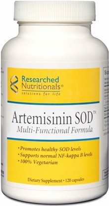 Artemisinin SOD™ Researched Nutritionals