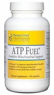 ATP Fuel� Researched Nutritionals - Optimized Energy for Serious Mitochondrial Needs