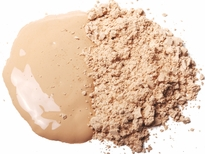 Mineral Foundation in Loose or Liquid - MEDIUM BEIGE- Neutral #3