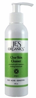 Clear Skin Vitamin C Cleanser with MSM (Acne, Oily, Sensitive Skin)