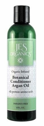 Botanical Argan Conditioner with Panthenol & Silk Protein - Choice of Unscented or Essential Oils