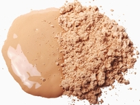 Mineral Foundation in Loose or Liquid - CHESTNUT - Neutral #5