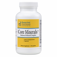 Core Minerals Multi-Mineral Researched Nutritionals