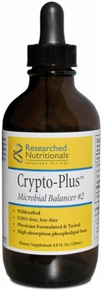 Crypto-Plus Researched Nutritionals Antimicrobial Support