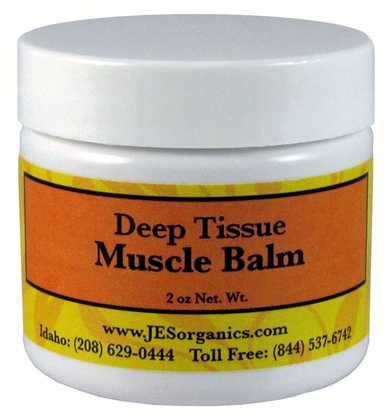 DEEP TISSUE MUSCLE BALM