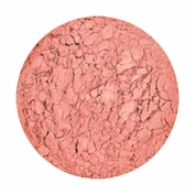 Dusty Rose Loose Mineral Blush - Neutral Medium Pink/Peach