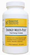 Energy Multi-Plex Adrenal Support Formula Researched Nutritionals