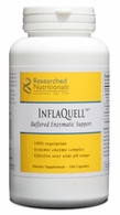 InflaQuell (formerly called InflammaQuell) Researched Nutritionals