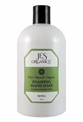 Luxurious Organic Foaming Hand Soap Refill