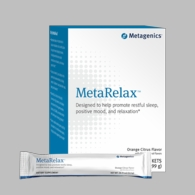 Metagenics MetaRelax Designed to help promote restful sleep, positive mood, and relaxation*