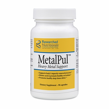 MetalPul (GMO-Free) Researched Nutritionals