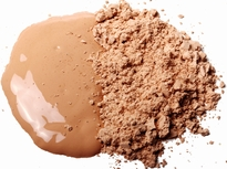 Mineral Foundation in Loose or Liquid - Neutral/Cool #6 (Tan)