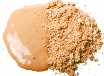 Mineral Foundation in Loose or Liquid Mousse - CAMEL