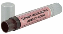 ORGANIC NATURAL SHEER LIP COLOR TINTS
