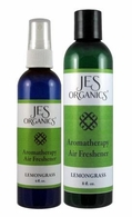 Natural Organic Aromatherapy Spray with Refill Bottle