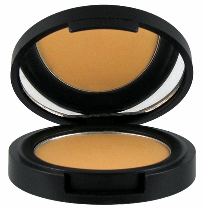 Natural Organic Camouflage Cream - Light to Medium (Soft Golden)