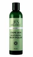 Natural Organic Crepe Skin Moisturizing Body Polish - STEP 1