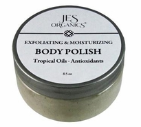 Natural Organic Moisturizing Body Polish - STEP 1