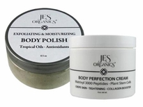 Natural Organic Body Perfection Skin Treatment DUO - SAVE ON THE SET