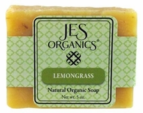 Natural Organic Handcrafted Lemongrass Soap Sulfate Free