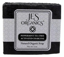 Peppermint Tea Tree with Activated Charcoal - Oily, Acne Skin