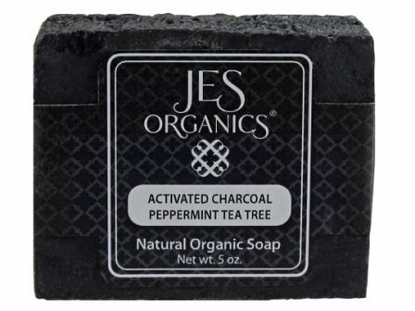 Activated Charcoal Peppermint Tea Tree - Oily, Acne Skin