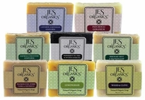 Natural Organic Handcrafted Soaps - Buy 8 & Save