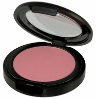 Natural Pressed Mineral Blush - Mauve Rose