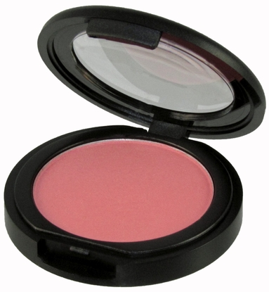 Natural Pressed Mineral Blush - Dusty Rose