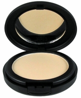 Natural Pressed Mineral Foundation - Light Warm Beige