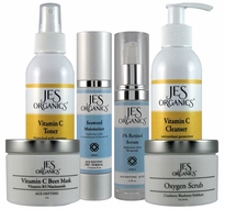 Normal-Combination Skin Care Set - 6 Piece Set with Free Gift Item
