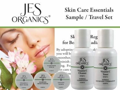 6 Piece Normal-Combination Skin Care Sample Set