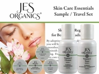 6 Step Normal-Combination Skin Care Sample Set