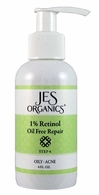 Clear Skin Oil Free 1% Retinol Repair Lotion for Acne Oily Skin