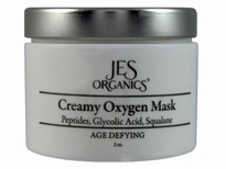 Creamy Cranberry Blueberry Oxygen Mask with Peptides, Glycolic (All Skin Types)