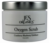Oxygen Scrub with Cranberry, Blueberry & Pomegranate