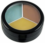 Organic Infused Natural Triple Concealers - IN CHOICE OF COLORS