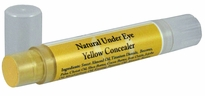 Organic Infused Natural Under Eye Concealer - Yellow - Travel Size