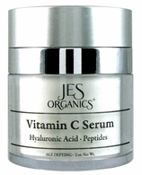 Vitamin C Serum with Peptides, Hyaluronic Acid & Aloe Vera