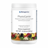 PhytoGanix� with Vitamin C, Fruits & Vegetables (20+ Whole Foods + Prebiotics, & Probiotics) to Support Intestinal Health and Immune Function*