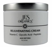 Skin Rejuvenating Cream with Vitamin C, Glycolic Acid & Peptides