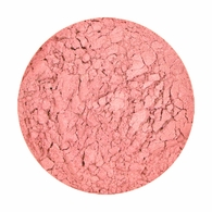 Soft Rose Loose Mineral Blush - Neutral Salmon Pink with Peach Undertone