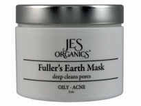 Fuller's Earth Clay Mask (Oily/Acneic Skin)