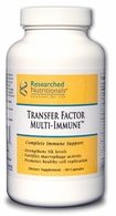 Transfer Factor Multi-Immune Researched Nutritionals - UPDATED FORMULA