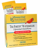 Tri-Fortify Watermelon 20 Pack Researched Nutritionals