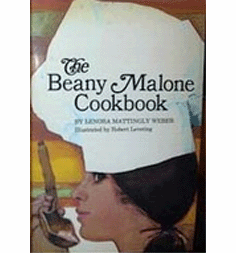 Beany Malone Cookbook by Lenora Mattingly Weber