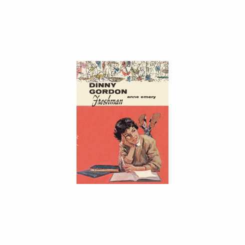 Dinny Gordon Freshman by Anne Emery