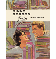 Dinny Gordon Junior by Anne Emery