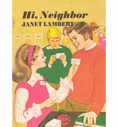Hi Neighbor by Janet Lambert