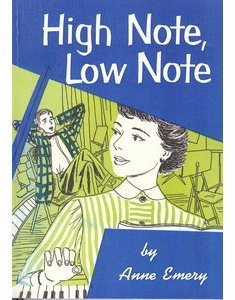 High Note Low Note by Anne Emery